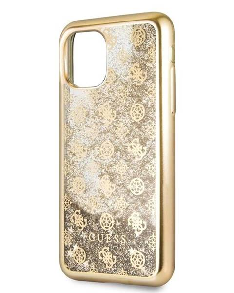 Guess Kryt na mobil Guess 4G Peony Glitter na Apple iPhone 11 Pro Max
